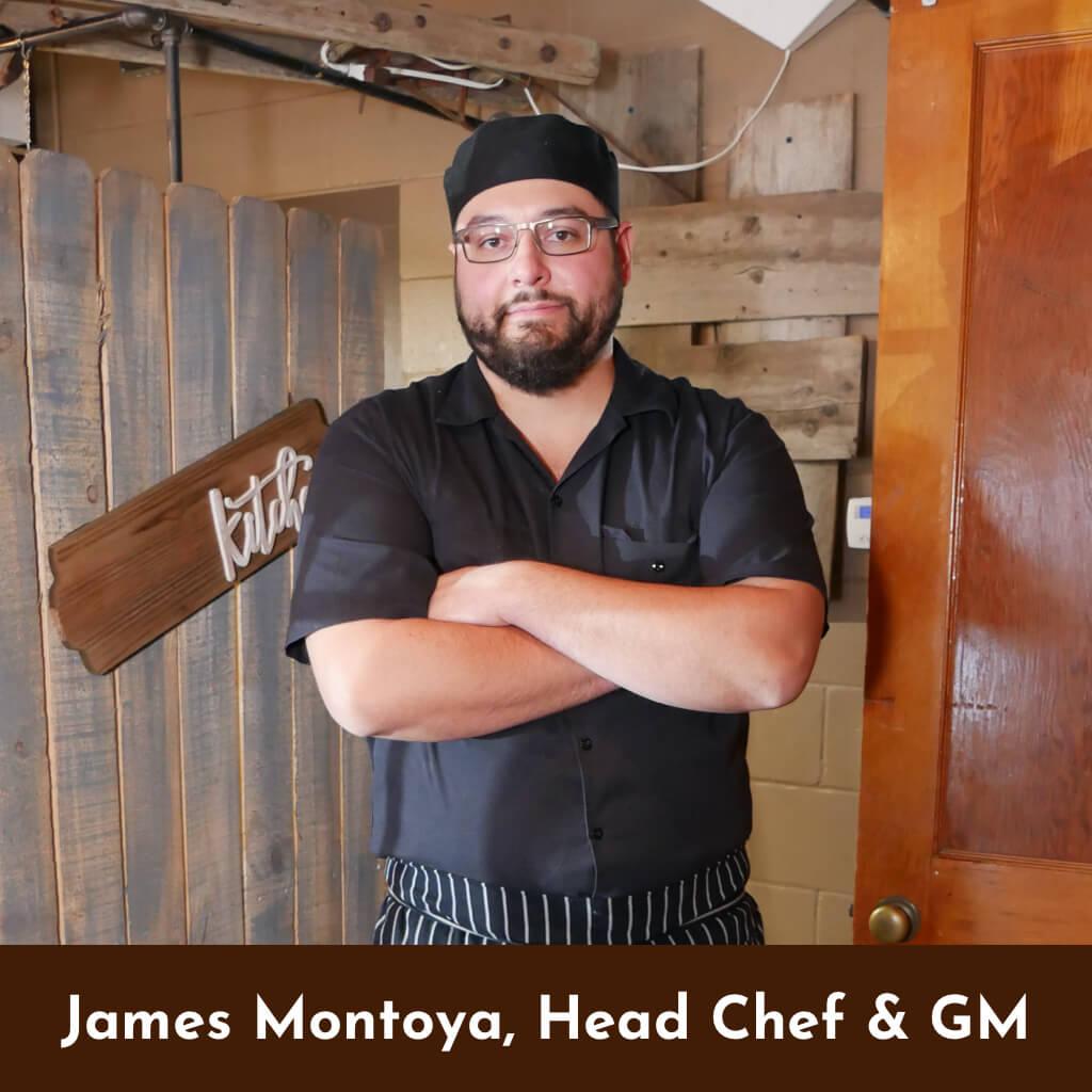 Chef James Montoya-- The Tangled Tumbleweed
