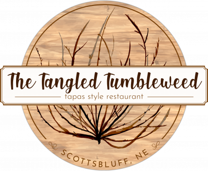 The Tangled Tumbleweed Logo
